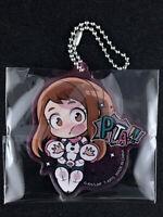 Boku no My Hero Academia Pita! Deforme Acrylic Key Chain 8 Ochaco Uraraka New