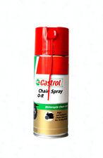 Spray Cadenas Castrol O-R Moto | Chain | grasa cadena | 400 ml | ¡Envio 24H!