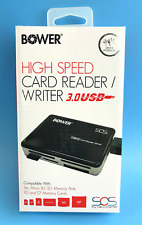 Bower High Speed Card Reader/Writer 3.0 USB Sim/Micro SD/Memory Stick #6230