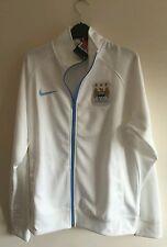 Manchester City Nike CORE TRAINER JACKET 2015/16 NUOVA (Taglia Large)