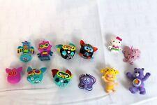 5 Hasbro Mini Furby Boom Interactive Toys + 2 Other Hasbro Minis + Others