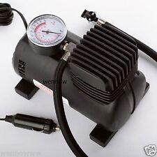 Portable Mini Air Compressor Electric Tire Infaltor Pump 12 Volt Car 12V PSI
