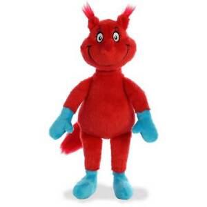 DR SEUSS 12″ Fox In Socks Plush Aurora World