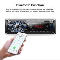BLUETOOTH AUTORADIO REMOTE FREISPRECH-EINRICHTUNG USB FM SD MP3 Player RADIO AUX