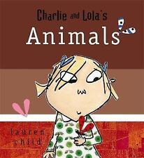 Nuevo-Charlie and Lola (libro de placa) animales por Lauren niño 9781846166921