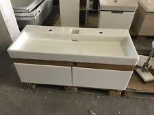 Kohler-Badmöbelset 2-teilig, Waschtisch&Unterschrank 120x49cm,Serie,Terrace