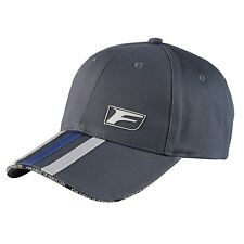 Lexus F-Sport The Pursuit of Perfection Striped Gray Embroidered Cotton Hat