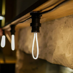 FestoonPro E27 Flexible Silhouette LED Festoon Bulb Warm White Edison SMD Indoor