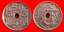 50 CENTIMOS FRANCO 1949-62 SC ESPAÑA