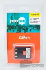 ProAm PA-NB3L NB-3L Battery Fr Canon PowerShot SD550 500 110 20 Digital Camera