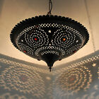 ORIENTALE Plafoniera MAROCCHINA lampada luce a sospensione tassa-koba D60cm