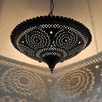 ORIENTALE Plafoniera MAROCCHINA lampada luce a sospensione TASSA Koba D60cm
