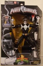 Power Rangers Legacy Mighty Morphin Black Ranger Megazord BAF 2016 (MISP)
