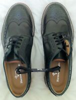 HARMONT & BLAINE green lace up shoes size 9 read on...................