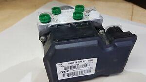 Audi Q3 ABS Esp Hydraulic Block with control unit 5N0614109AF