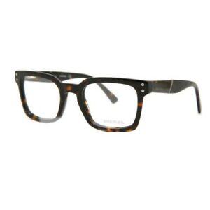 DIESEL Eyeglasses DL-5229-052-50 Size 50mm/21mm/145mm BRAND NEW W CASE