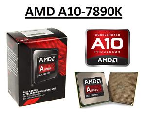 AMD A10-7890K Quad Core Processor 4.1 - 4.3 GHz, Socket FM2+, 95W CPU