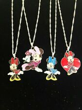 Childs Minnie Mouse Necklaces