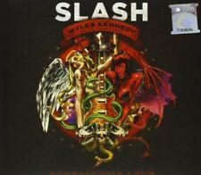 Slash-Apocalyptic Love DVD Deluxe Edition CD/DVD Nuovo OVP