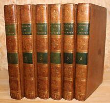 GERARD Le Comte de VALMONT ou égaremens 6 vol. Bossange 1807 superbe reliure