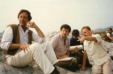JEAN-LOUIS TRINTIGNANT ROCHEFORT DAVID THOMAS ET LES AUTRES 1985 VINTAGE PHOTO 4