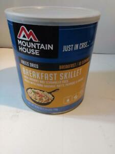 Mountain House Breakfast Skillet 24.69 Oz 10 Servings Exp Date 2043 Survival