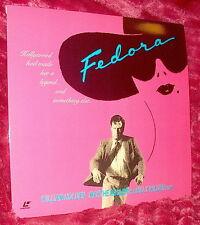 LD Laserdisc FEDORA Directed by BILLY WILDER William Holden/Marthe Keller Ltbx