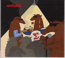 Molehill - Rack & Mole - Rare Brand New CD - Sealed - 1205