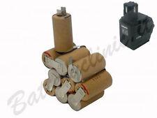 Batteria per trapano Hilti SFB125 12V Ni-Mh 3000 mAh. kit AUTO INSTALLAZIONE