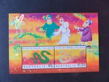 Christmas Island 2001 Chinese New Year Year of Snake MS489 MNH UM unmounted mint