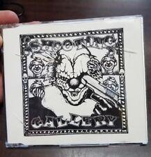 SHOOTING GALLERY 1992  PROMO CD Hanoi Rocks RARE