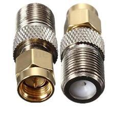 Connecteurs F femelle pour matériel de radiocommunication