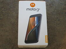Moto G (4th Generation) - Black - 16GB - Unlocked - No Amazon ADS