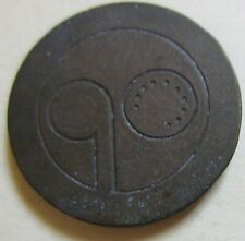 GOOD FOR TELEFONO (TELEPHONE) TOKEN (K439)