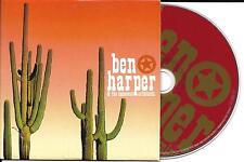 CD CARDSLEEVE COLLECTOR 2T BEN HARPER & THE INNOCENT CRIMINALS PLEASE BLEED