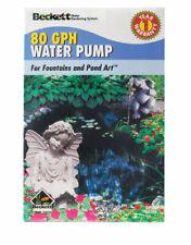 Beckett  0.006702413 hp Fountain Pump