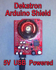 Arduino Dekatron Shield Kit - PCB & Parts - AD01A - No Tube (A101)