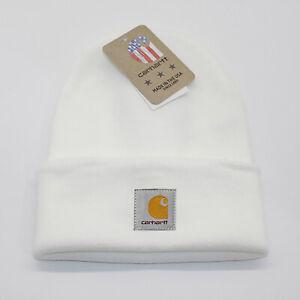 New Carhartt Authentic Acrylic Watch Hat Beanie Warm Knit Cap A18 Men's Women's
