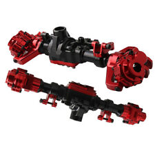 Metal Front Rear Portal Axles Housing for Traxxas TRX4 RC Climbing Car Parts