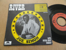 "DISQUE 45T DE JOE SIMON  "" RIVER """