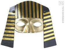Egyptian Pharaoh Eyemask Mask Head Piece Cleopatra Fancy Dress