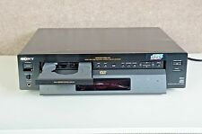 SONY DVD-S7000 CD/DVD Player