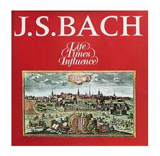 Johann Sebastian Bach : Life, Times, Influence (1977, Hardcover)