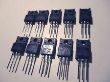 10 x 7815 insulated Voltage Regulator KEC KIA7815API (10 pcs) NEW