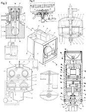 Segner Fluidrad freie Energie Technik auf 1141 Seiten