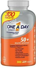 Care One A Day Bayer Health Women's 50+ Healthy Advantage, 300Tablets  Exp 02/22