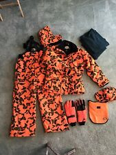 Cabelas Cold Weather Hunting Gear Coat Overalls Mens Large Lot