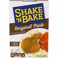 Shake 'n Bake Original Pork Seasoned Coating Mix (5 oz Box)