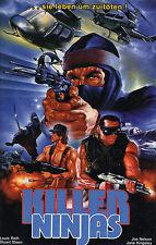 KILLER NINJAS (Ninja In The Killing Fields) - Limited 44 Edition Hardbox -