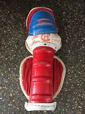 Vintage Cooper Weekes Montreal Canadiens Hockey Knee Pad (1) Wall Hanger